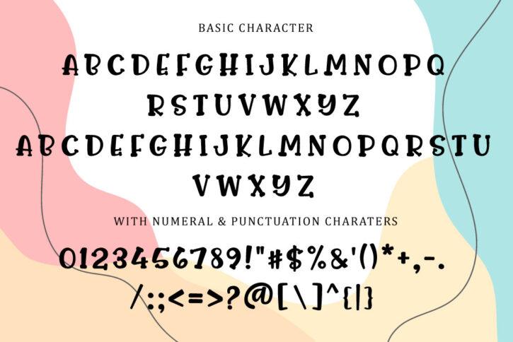 CLOSER thumbnails 02 CLOSER Uppercase Typeface