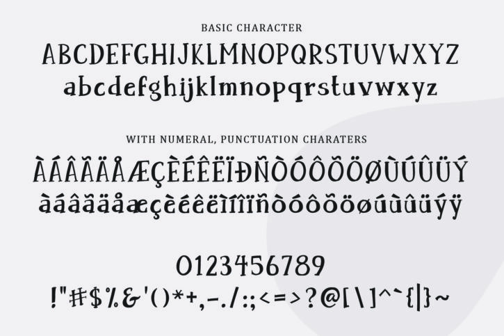 claverty preview 02 Claverty | a modern and neat slab serif font