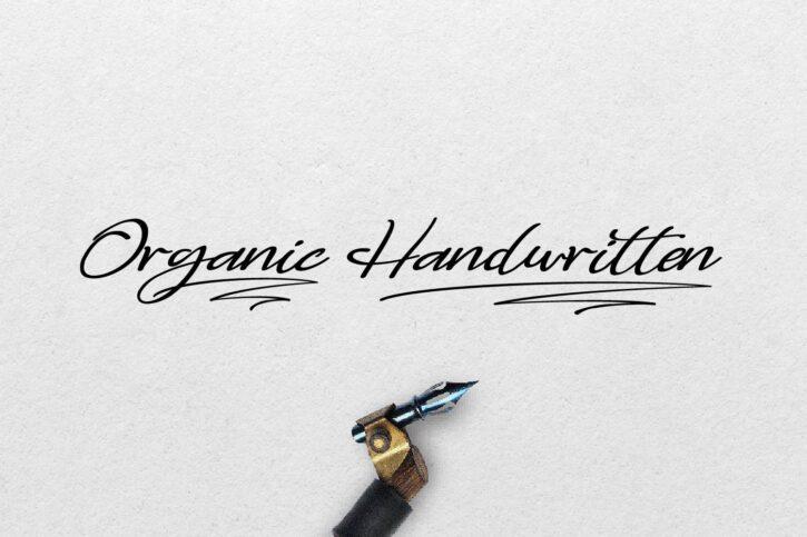 Preveiw 07 Chorasign | Signature Handwritten Script