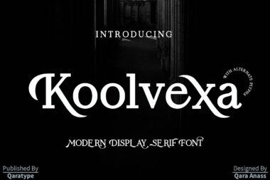 Koolvexa Preview 01 Qara Type