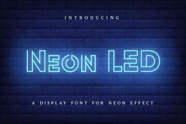 Leon LED Preview 01 Qara Type
