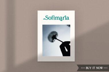 Sofimaria Preview 10 1 Sofimaria   Elegant Modern Serif font