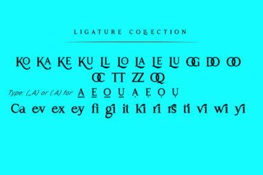 Sofimaria Preview 11 1 Sofimaria   Elegant Modern Serif font