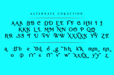Sofimaria Preview 14 1 Sofimaria   Elegant Modern Serif font